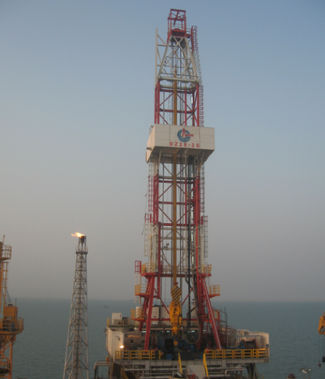 BPM TOP DRIVES in Offshore Rig
